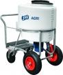 Milchwagen mit MotorMixer  JFC MK170M3